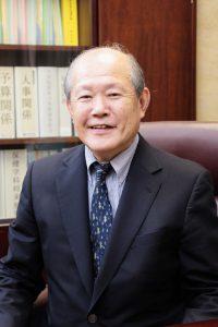 片岡幹男先生
