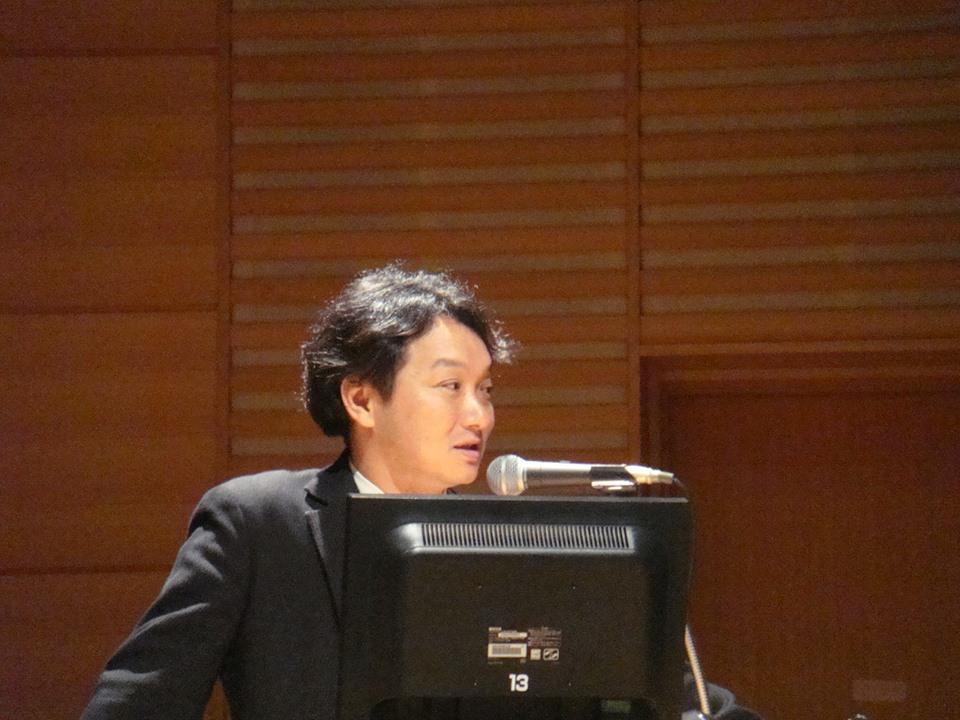 近藤英生先生