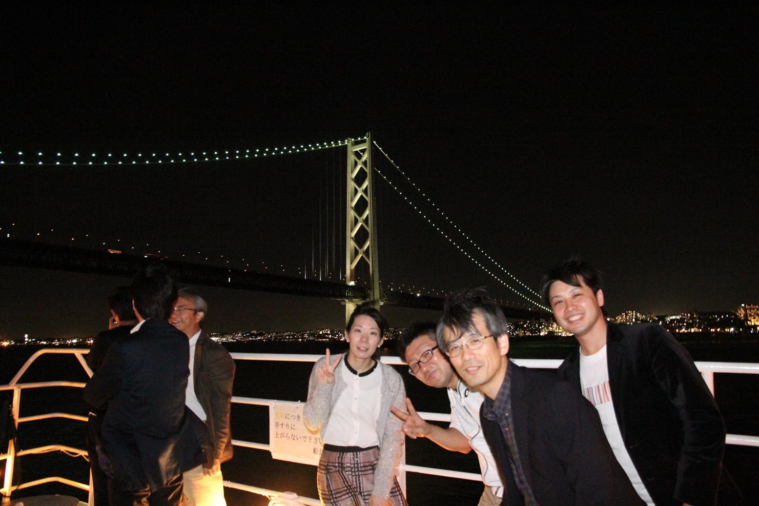 医局旅行2015(夜景4)