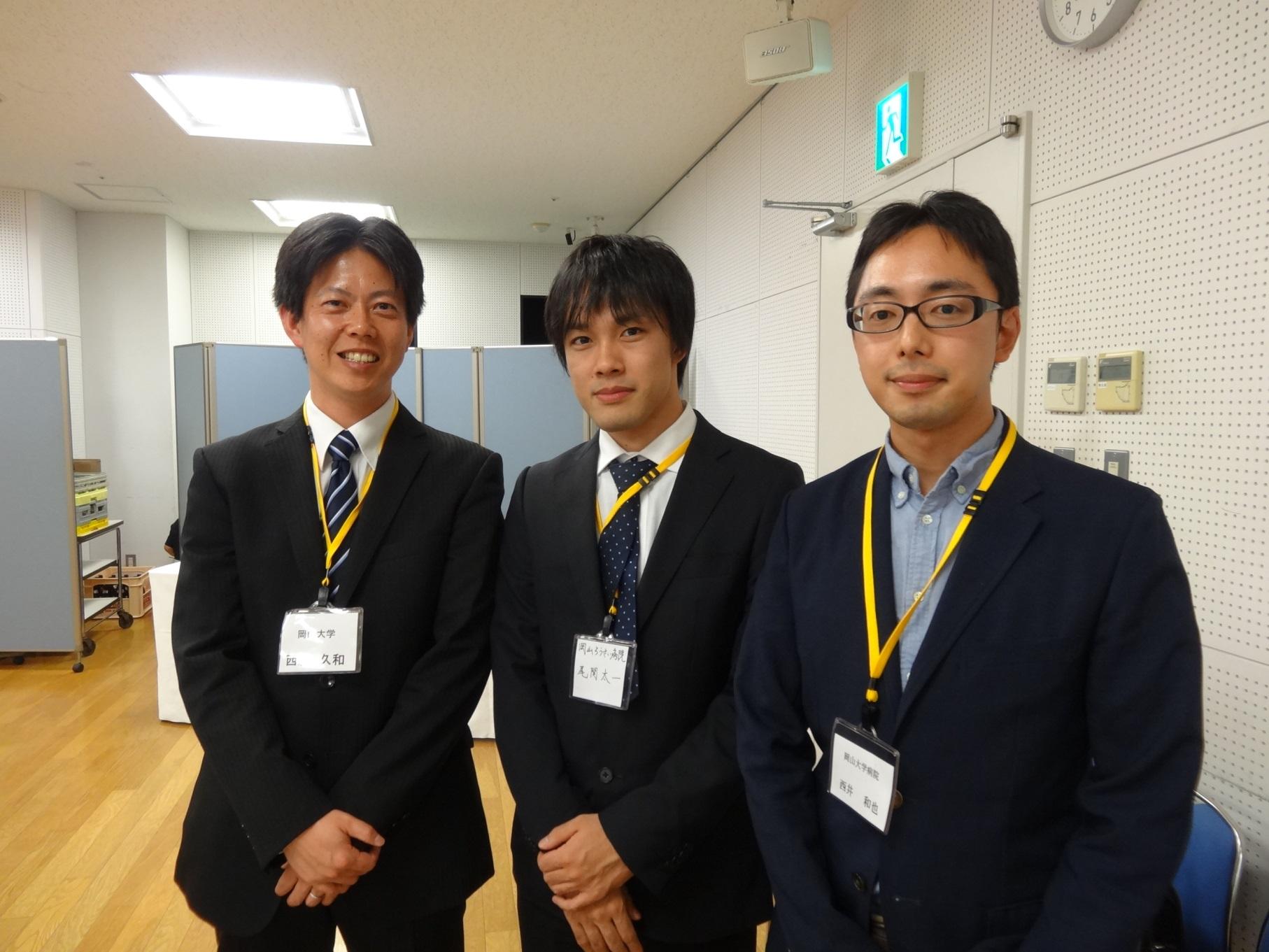 内科レジデントカンファレンス2015 in OKAYAMA (情報交換会2)