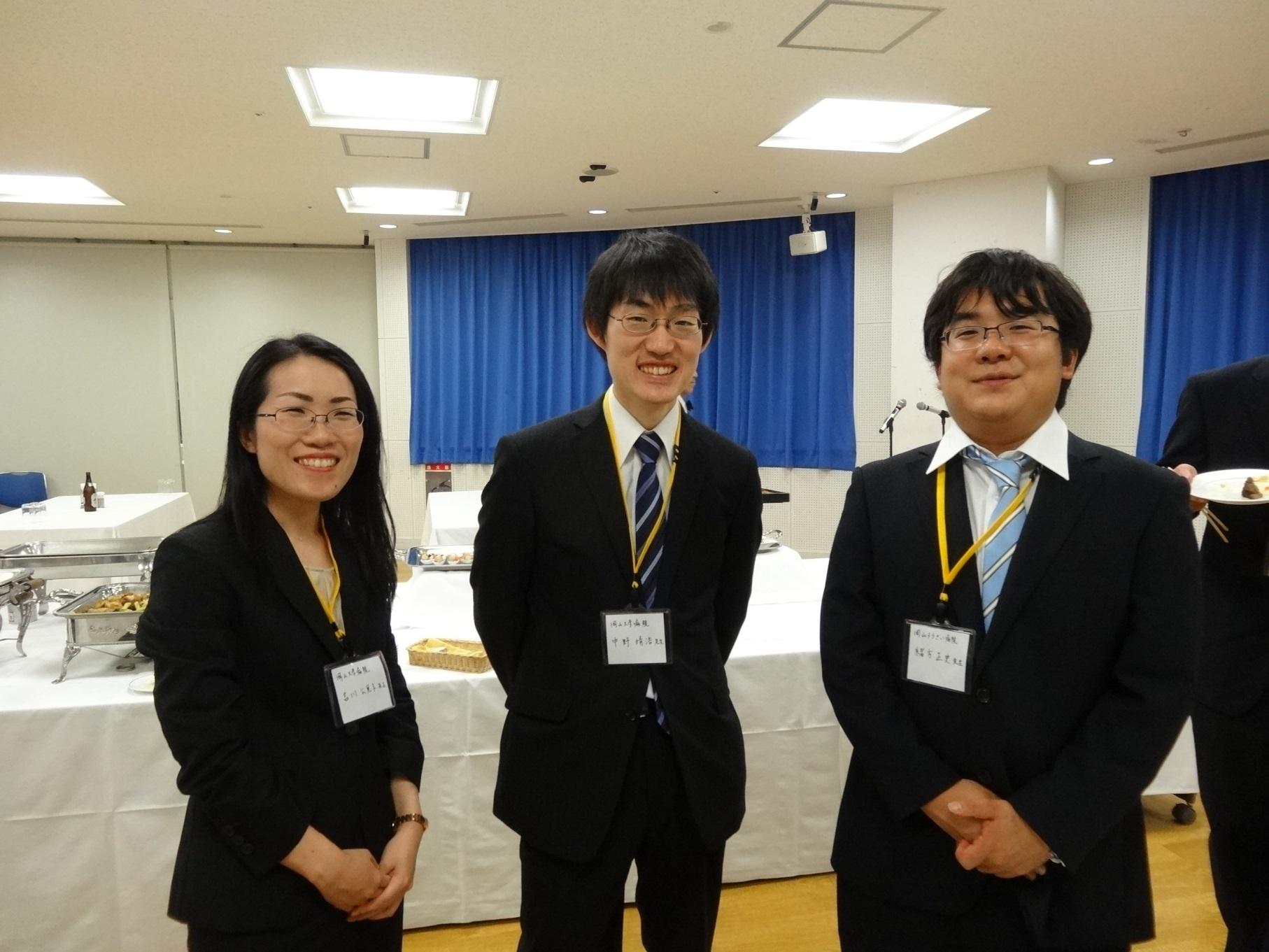 内科レジデントカンファレンス2015 in OKAYAMA (情報交換会3)