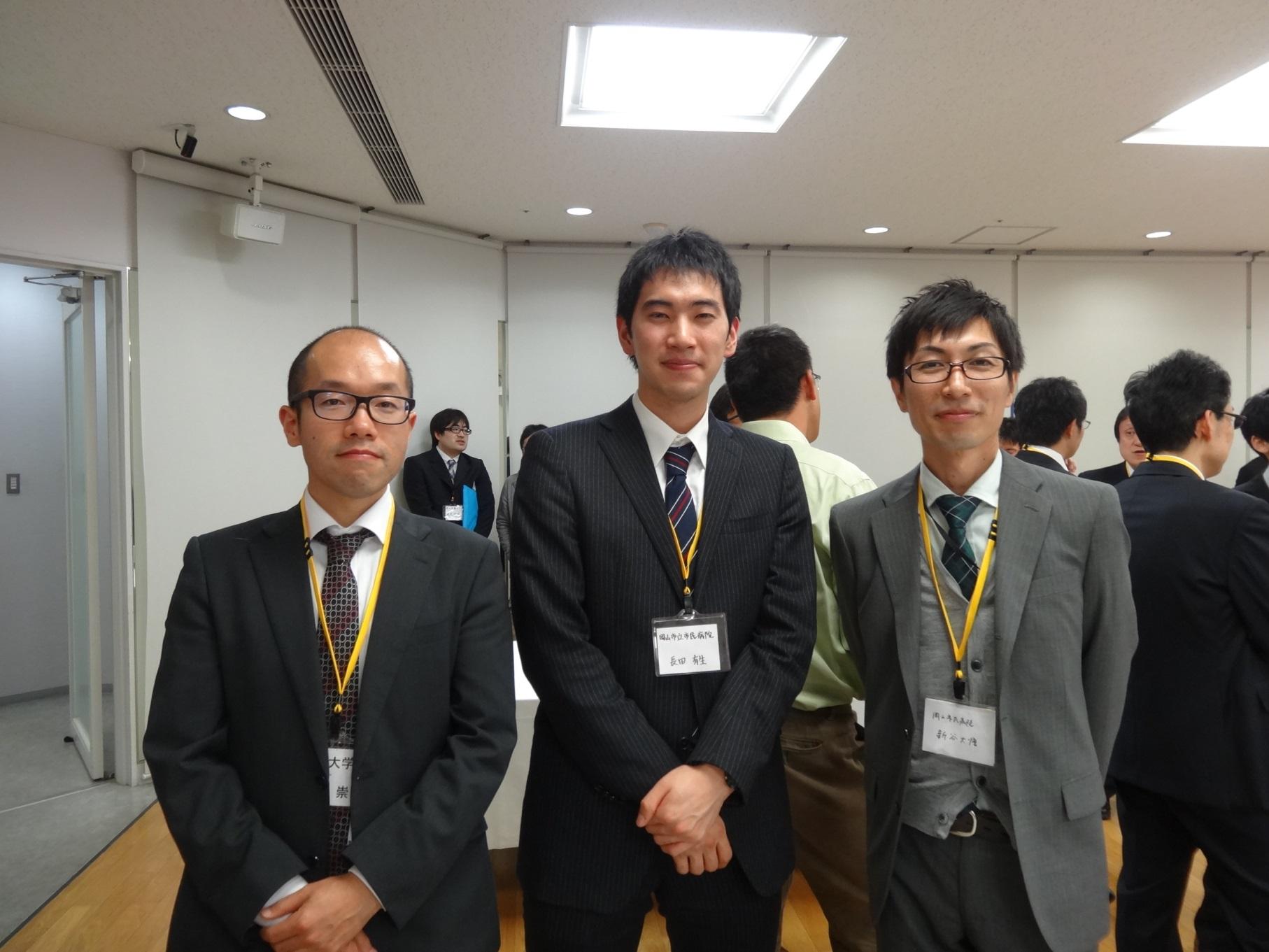 内科レジデントカンファレンス2015 in OKAYAMA (情報交換会4)