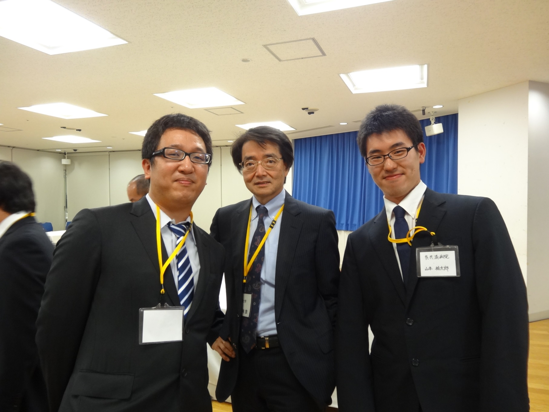 内科レジデントカンファレンス2015 in OKAYAMA (情報交換会5)