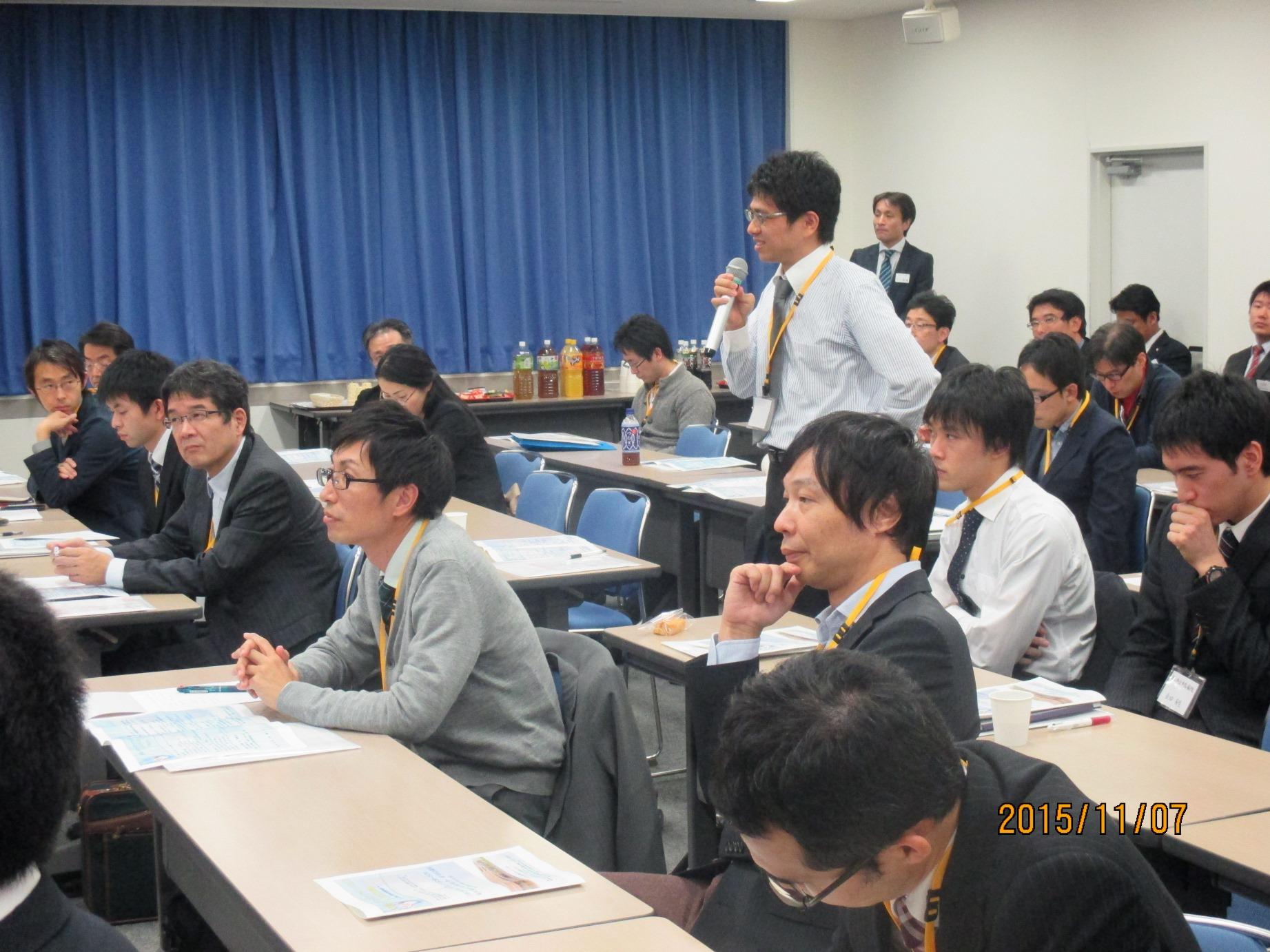 内科レジデントカンファレンス2015 in OKAYAMA (質疑応答2)