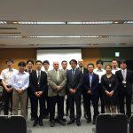 第65回日本アレルギー学会学術大会(Erwin W Gelfand先生との集合写真)