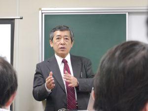 第133回岡山最新医学セミナー(西村正治先生)