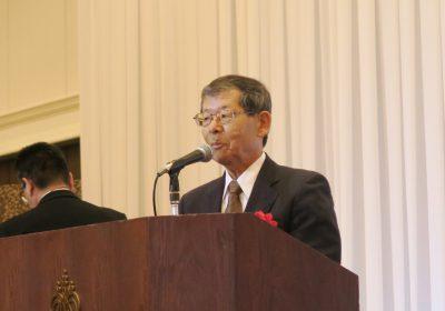谷本光音先生退官記念祝賀会1