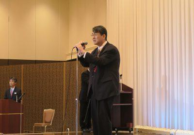 谷本光音先生退官記念祝賀会2