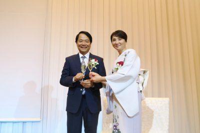 谷本光音先生退官記念祝賀会3