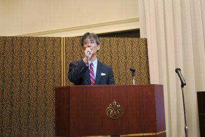 谷本光音先生退官記念祝賀会4