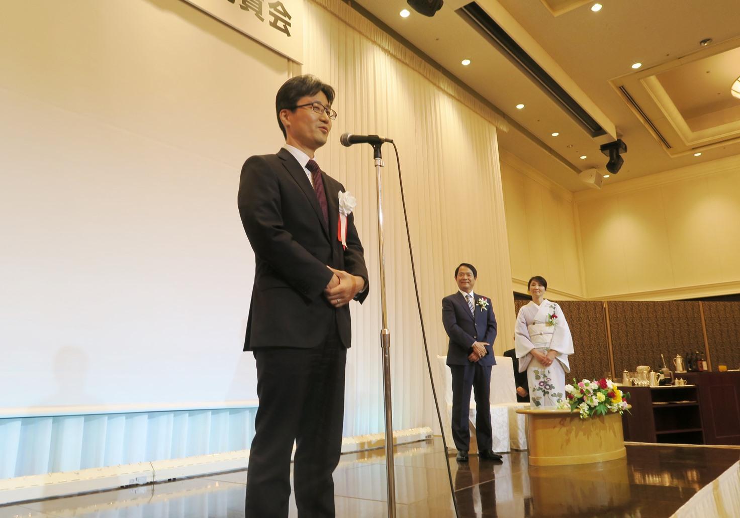 谷本光音先生退官記念祝賀会7