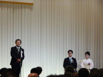 前田嘉信教授就任記念祝賀会6