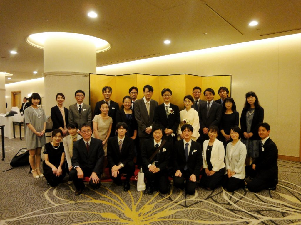 前田嘉信教授就任記念祝賀会12
