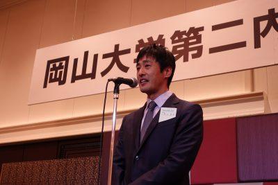 平成29年度同門会総会・忘年会14