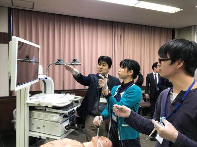 呼吸器内視鏡ハンズオンセミナー5