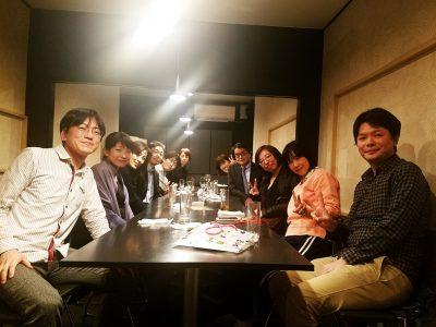 藤井詩子先生壮行会3