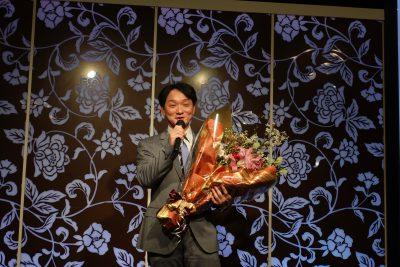 近藤英生先生送別会9