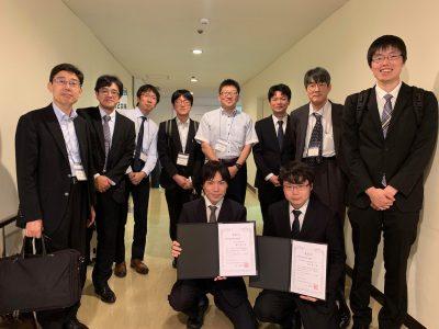 日本呼吸器学会・日本肺癌学会合同地方会(集合写真2)
